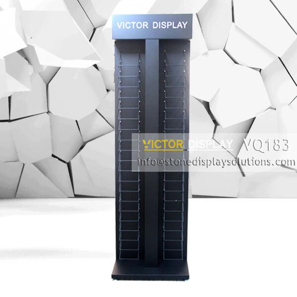 VQ183 Display Shelves for stone showroom (4)