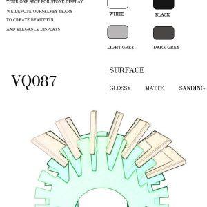 VQ087 New Vision of Stone Tile Rack