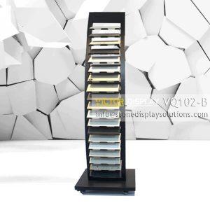 VQ102-B Granite Tiles Display Tower