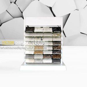Granite Colors Counter Display