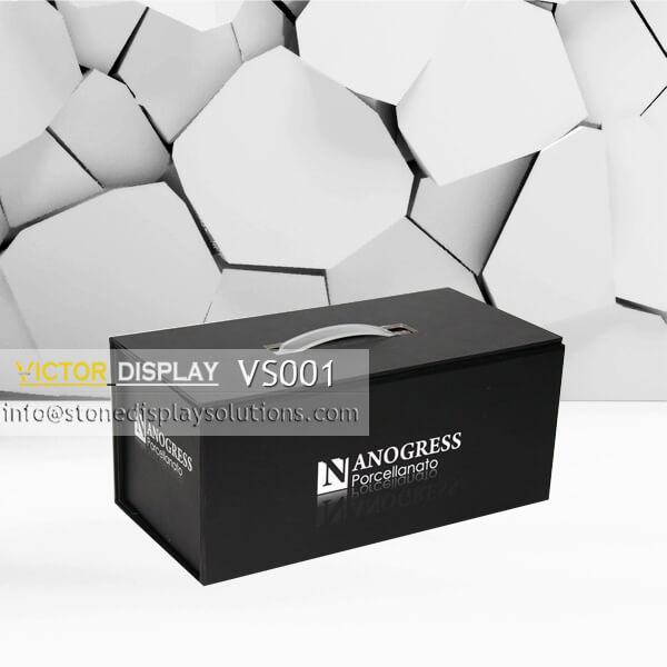 VS001 Stone Display Box