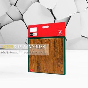 VSB028 Wood Flooring Sample Board Holder