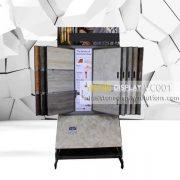 VC001 Ceramic Tile Wall Tile Sample Rack (1)