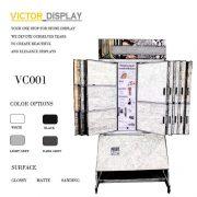 VC001 Ceramic Tile Wall Tile Sample Rack (2)