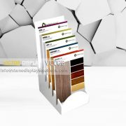 VC008 MDF Waterfall Tile Display Rack Stand