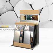 VC009 Stone Tile Sample Rack (2)