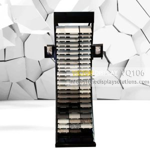 VQ106 Free Standing Display Units for Quartz Stone