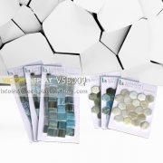 VSB009 Mosaic Tiles Swatch Card