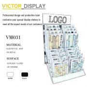 VM031 customize mosaic tiles sample rack