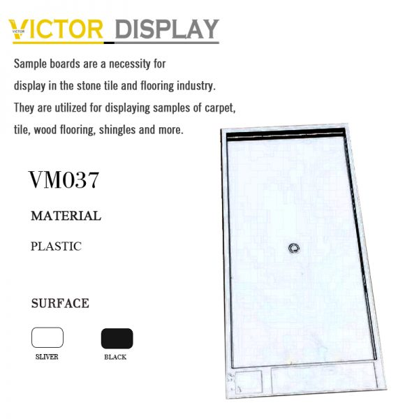 VM037 Mosaic tiles and ceramic tiles display boards (2)