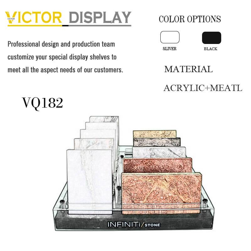 tile showroom display ideas