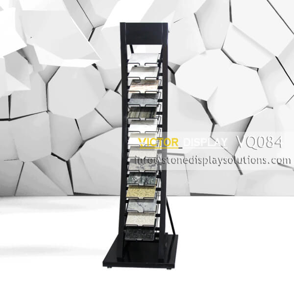 VQ084 Stone Display Rack Stand