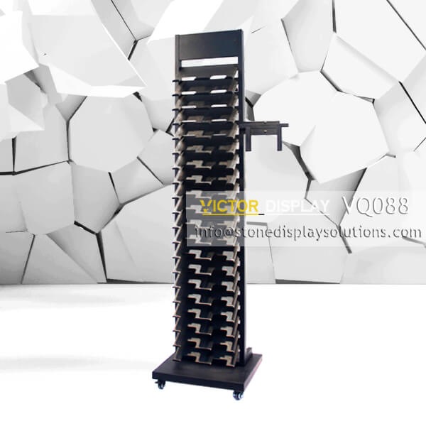 VQ088 Granite Display Rack