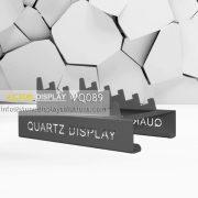 VQ089(1) Quartz Countertop tile display rack