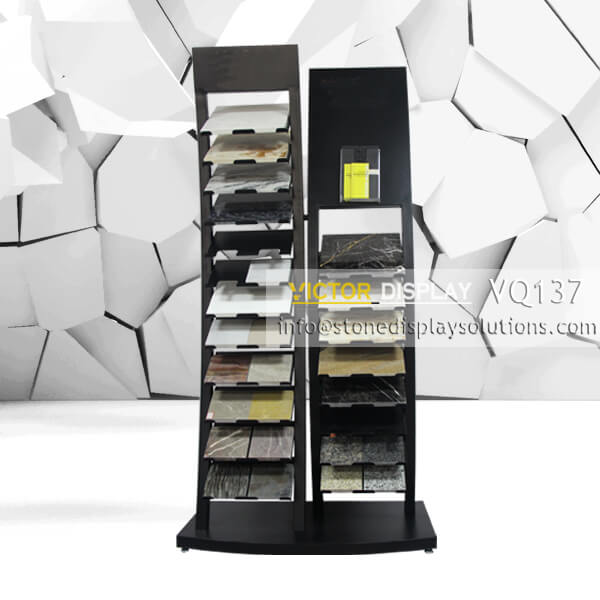 Marble Tile Display Rack VQ137