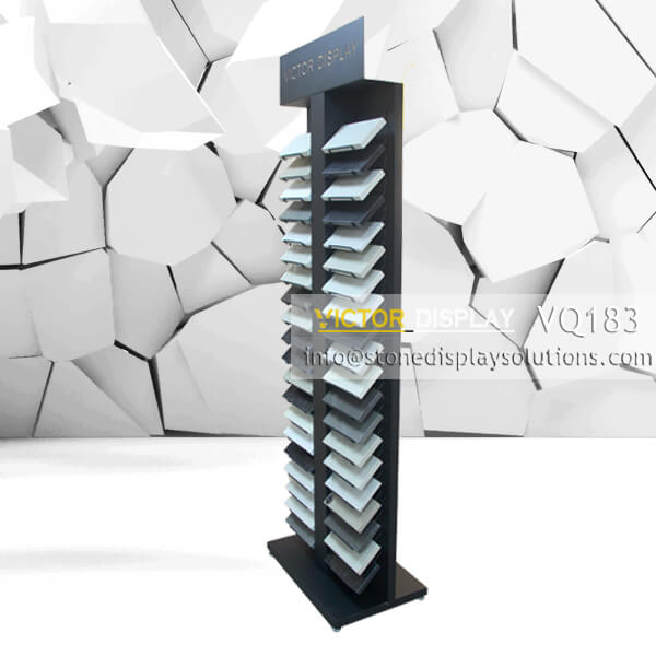 VQ183 Display Shelves for stone showroom (3)