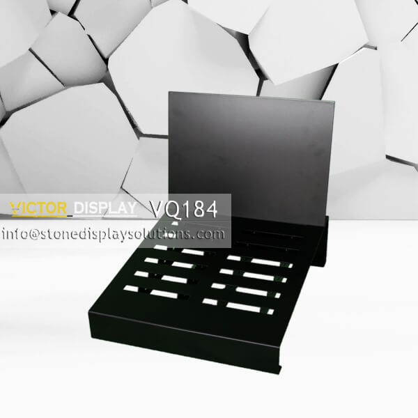 Quartz Tile Display Rack VQ184