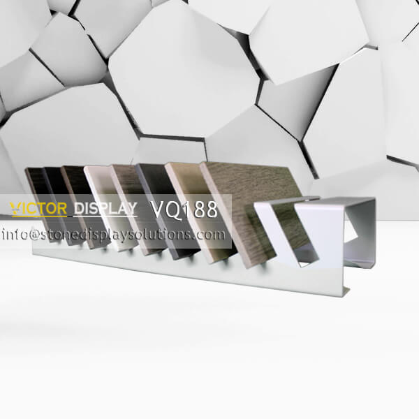 Stone tile display shelve VQ188