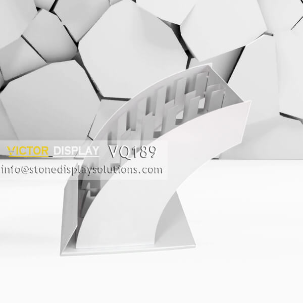 VQ189(1) Marble Granite Table Top Rack