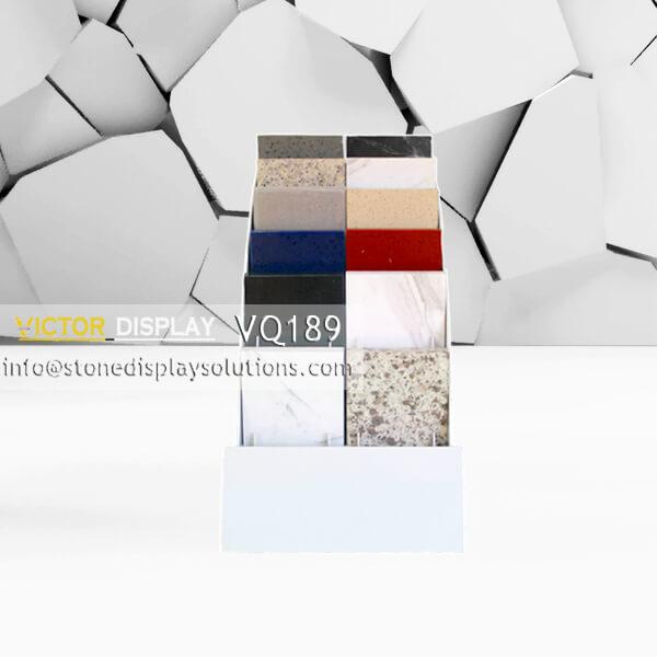 VQ189(2) Marble Granite Table Top Rack