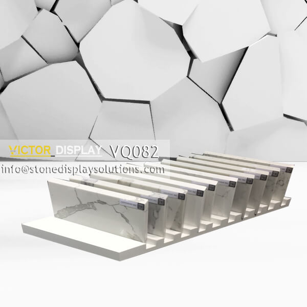 VQ082 Wood Rack for Quartz Stone