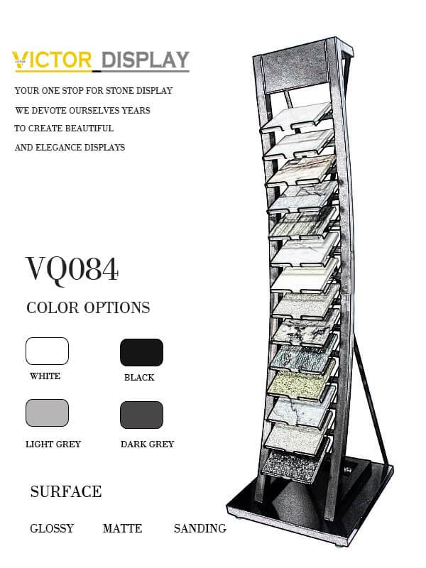 VQ084 Stone Display