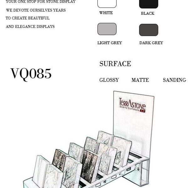 Granite Tiles Display Rack VQ085