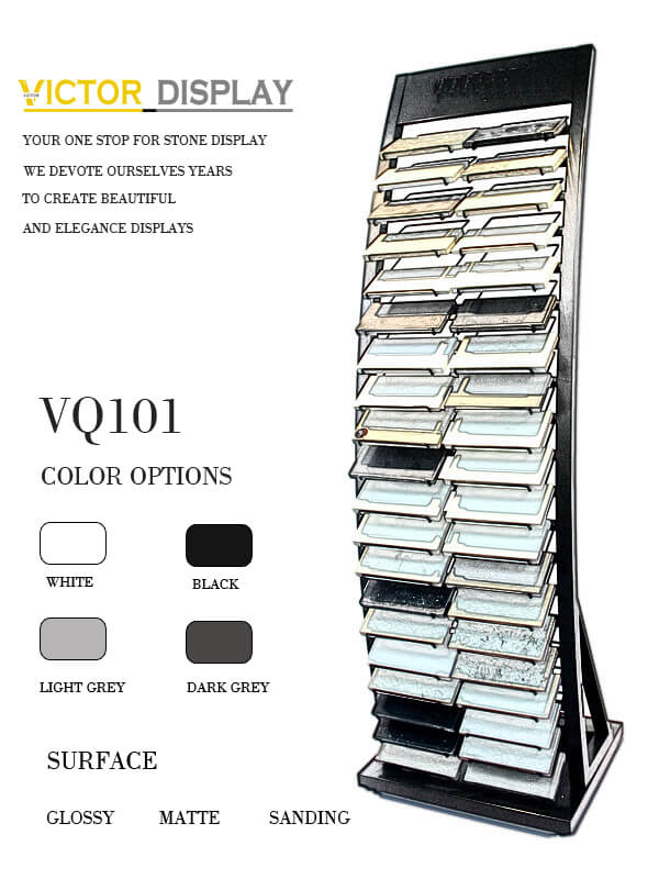VQ101 Tile Display Stands For Sale