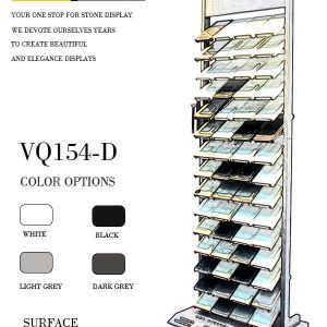 VQ154 Quartz Stone Display