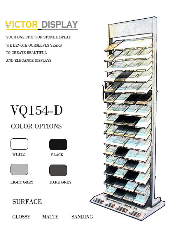 Stone Display Tower VQ154