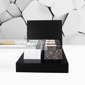 Quartz Tile Display Rack VQ184