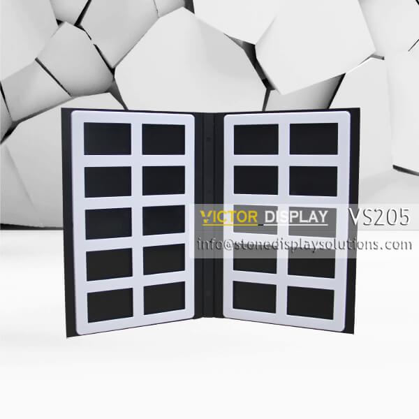 Quartz Stone Display Book  VS205(2)
