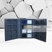 ABS Plastic Sample Binder VS301(1)