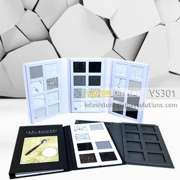 ABS Plastic Sample Binder VS301(2)