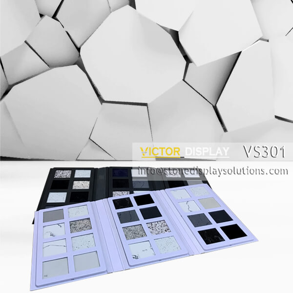 ABS Plastic Sample Binder VS301(3)