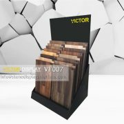VF007 Waterfall Flooring Display Stand