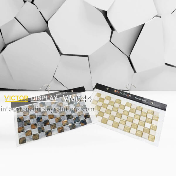 VM044 Nonwovens Display for Mosaic Tile