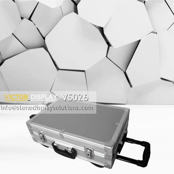 VS026 Suitcase of Quartz Countertop Colors