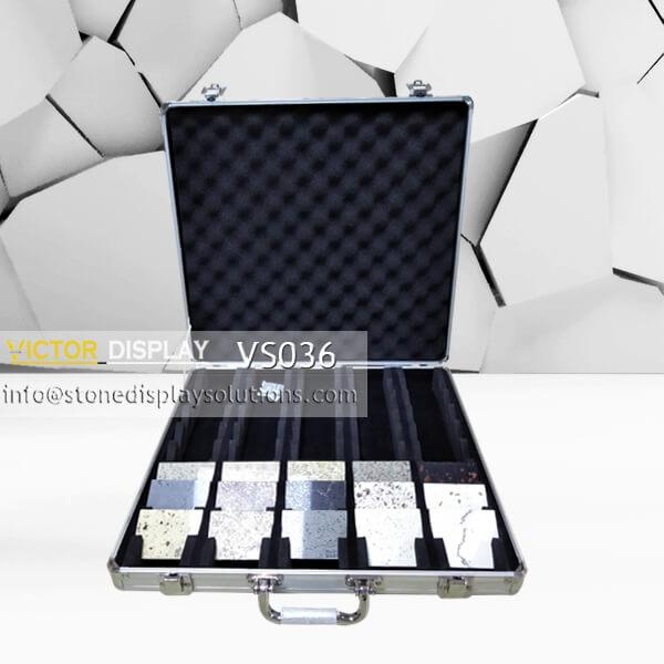 Stone Display Cases VS036