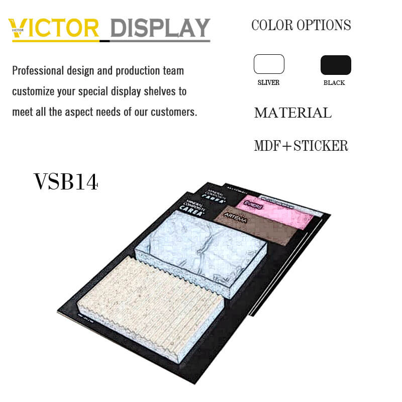 VSB14. Stone Tile Sample Board