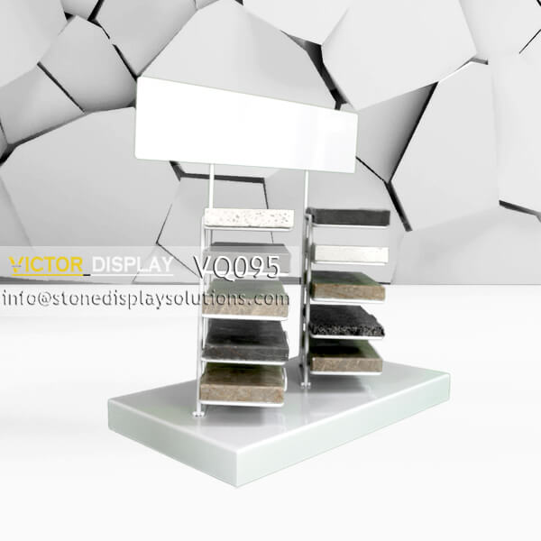 Marble Tile Samples Rack