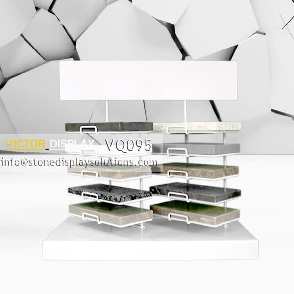 VQ095 Marble Tile Samples Rack (2)