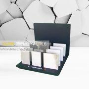 VQ126 Quartz Countertop Display Rack (2)