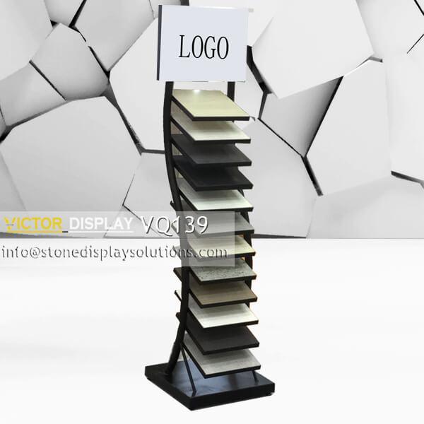 VQ139 Quartz Tiles Display Stand (1)