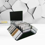 VQ148 Stone Tile Sample Rack