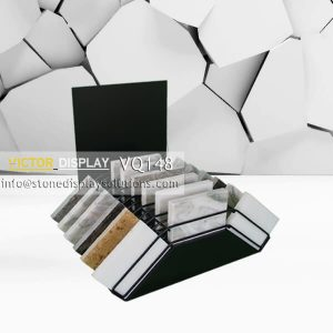VQ148 Stone Tile Sample Rack