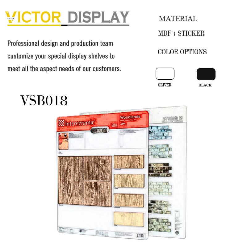 VSB018 Flooring Sample Boards