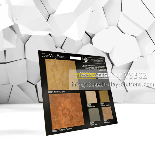 Ceramic Tile Display Boards With Good