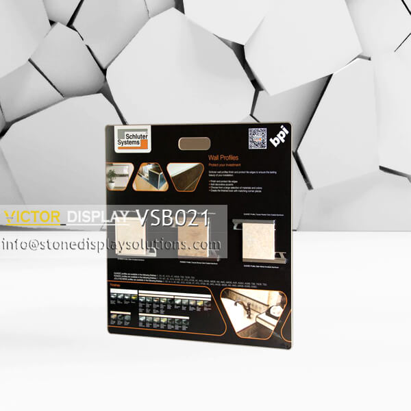 VSB021 Stone Tile Sample Handle