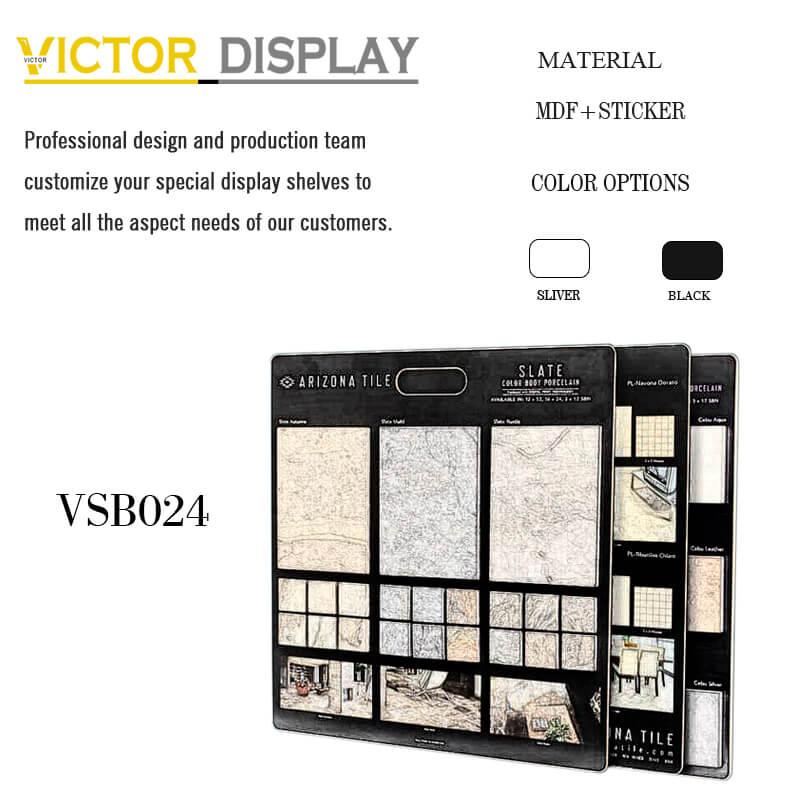 Floor Display Board